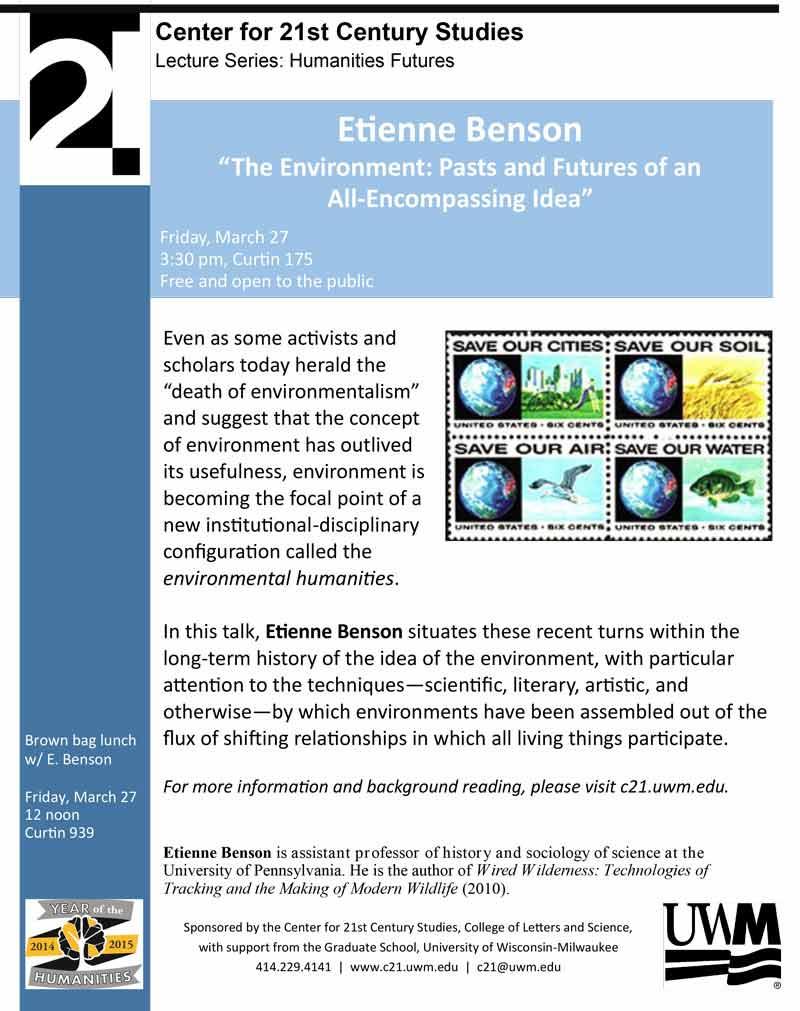 Etienne Benson