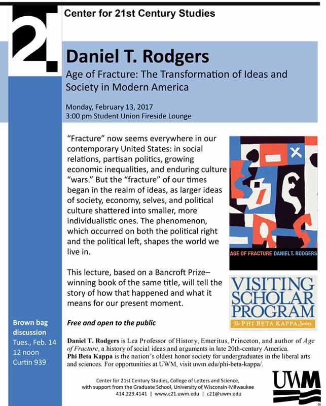 Daniel T. Rodgers