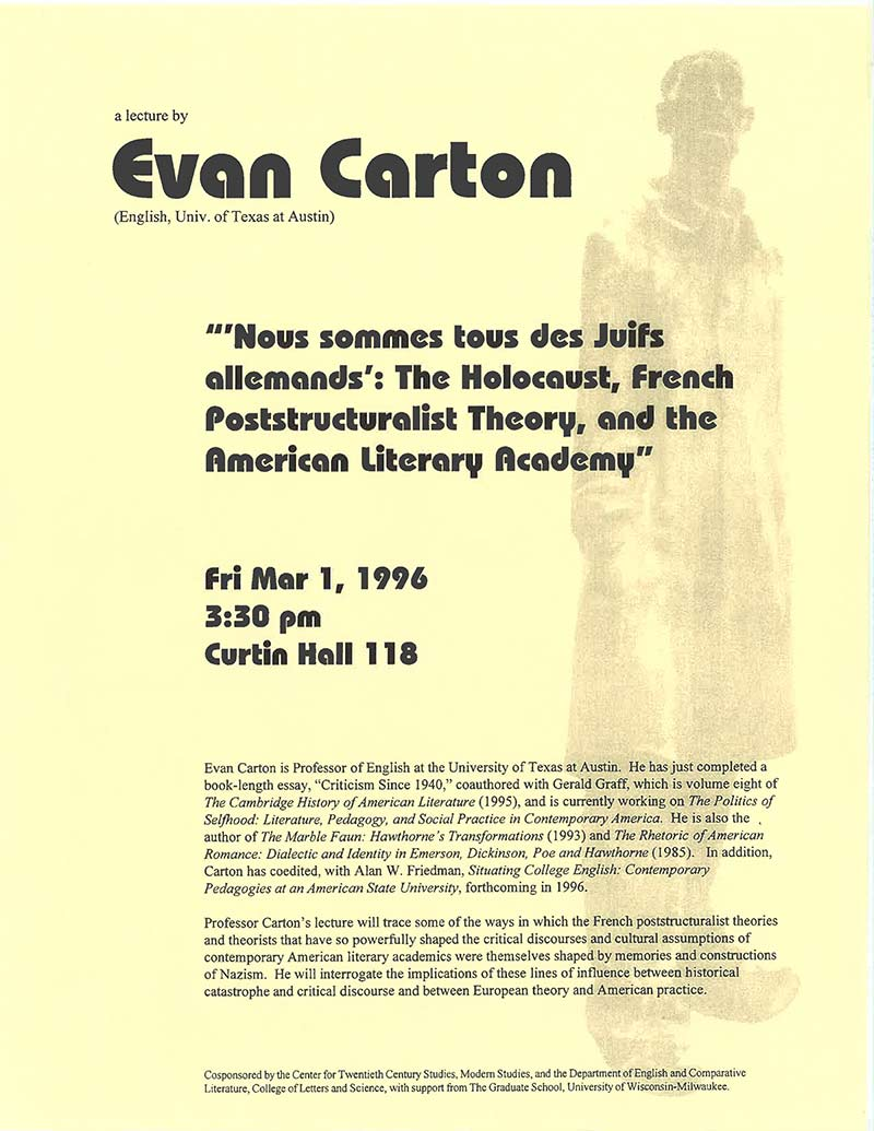 Evan Carton