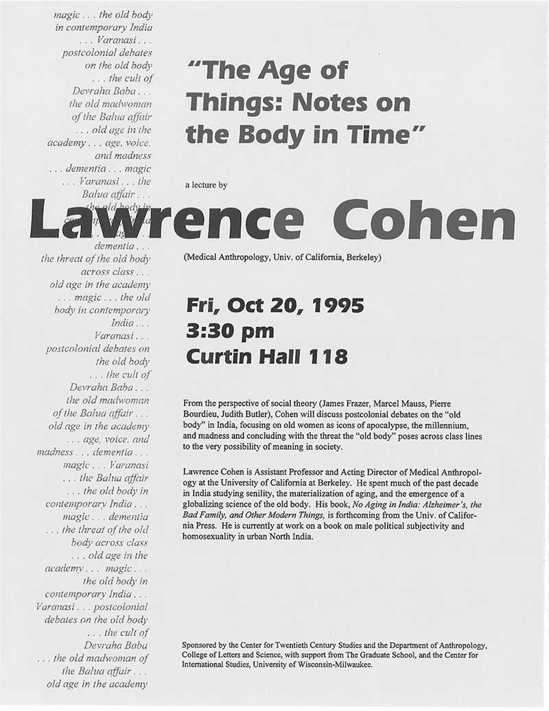 Lawrence Cohen