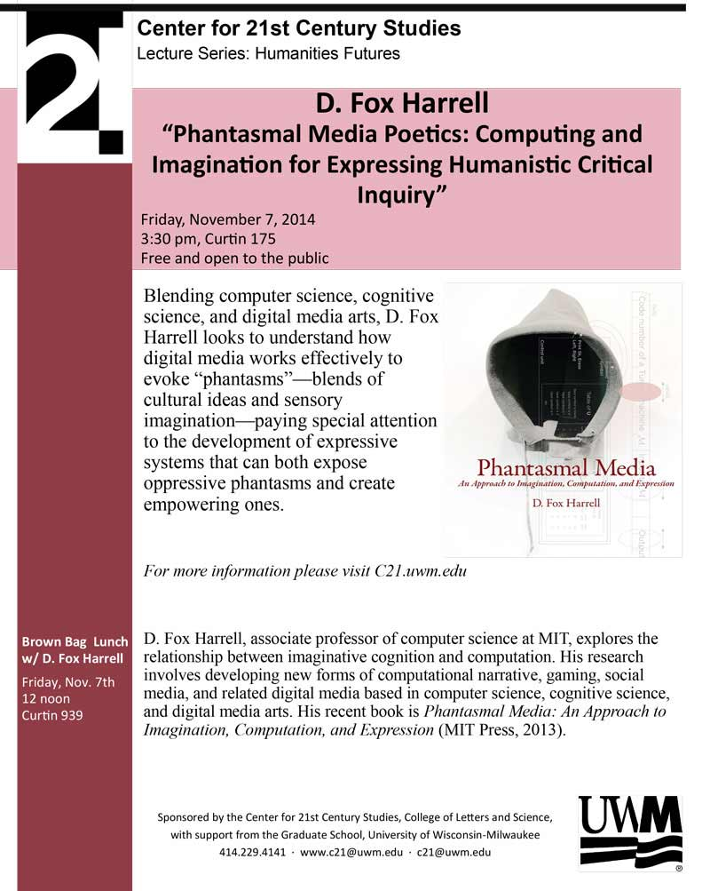 D. Fox Harrell