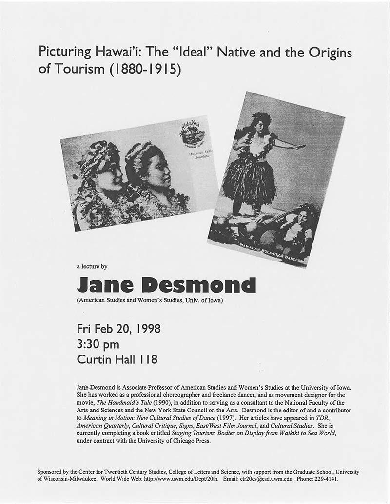 Jane Desmond
