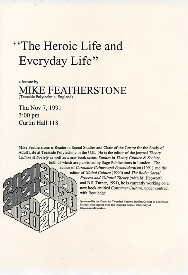 Mike Featherstone