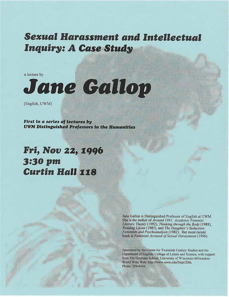 Jane Gallop