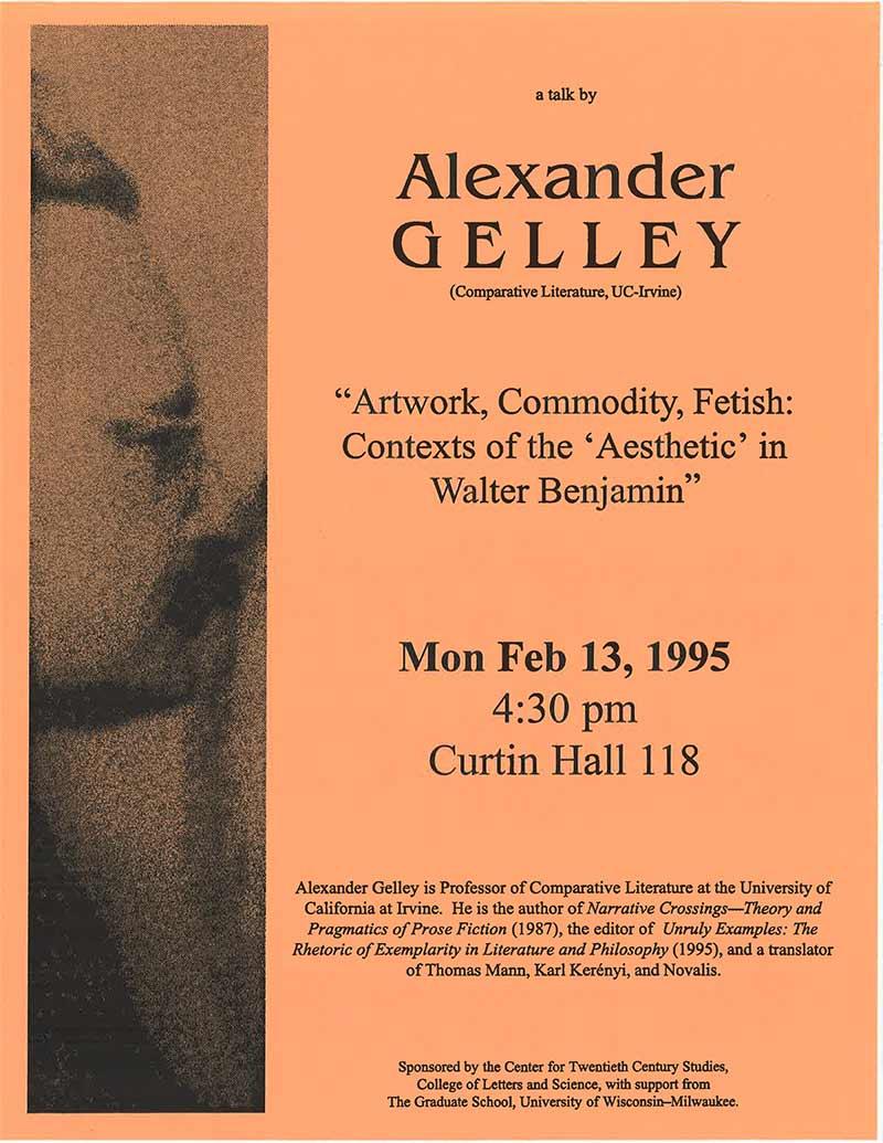 Alexander Gelley