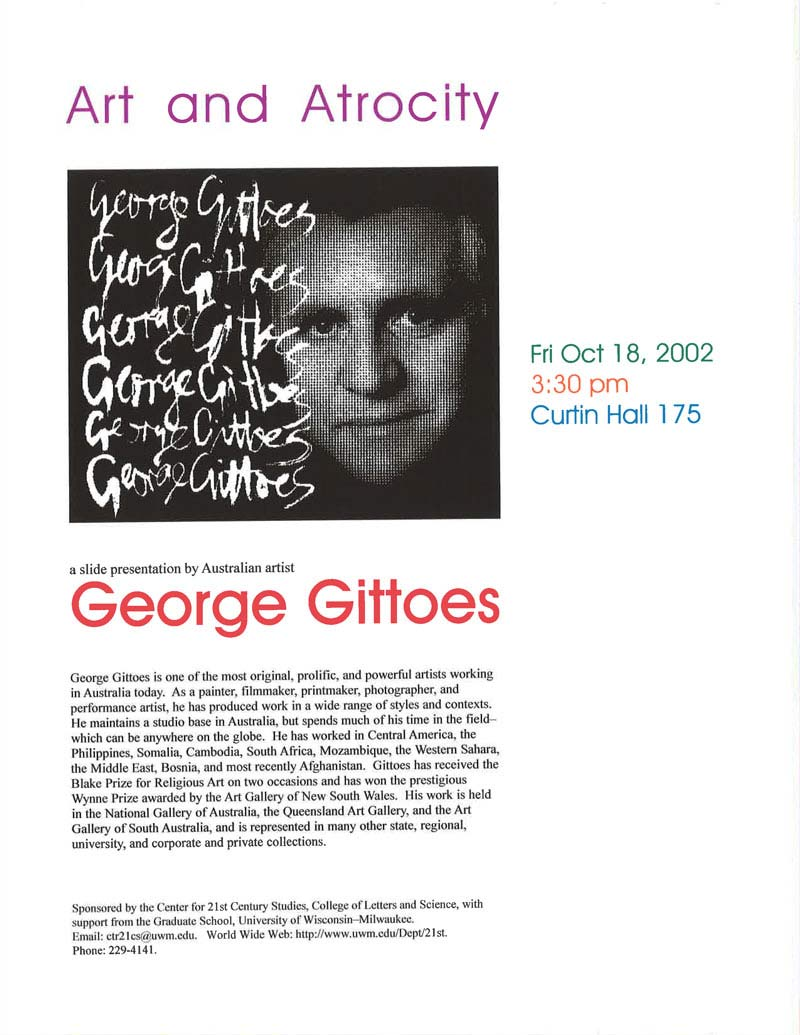 George Gittoes