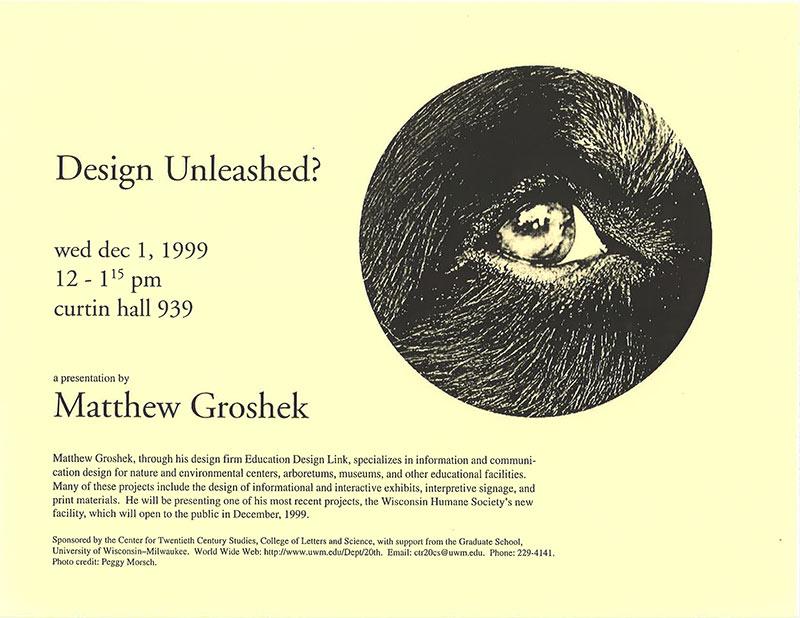 Matthew Groshek
