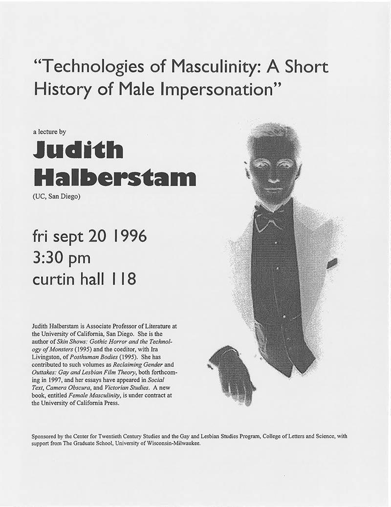 Judith Halberstam