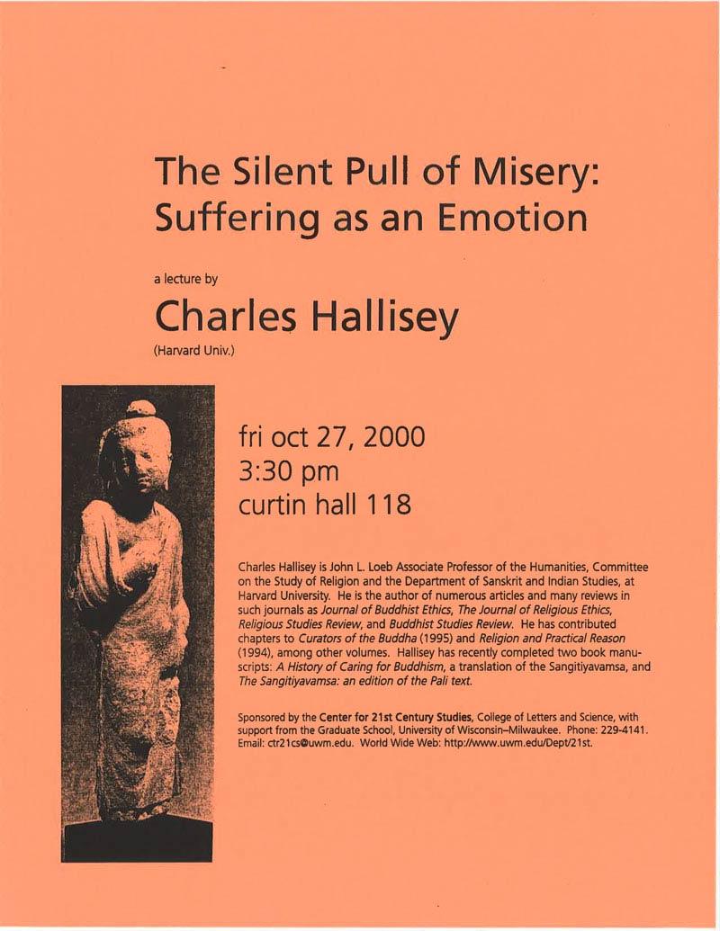 Charles Hallisey