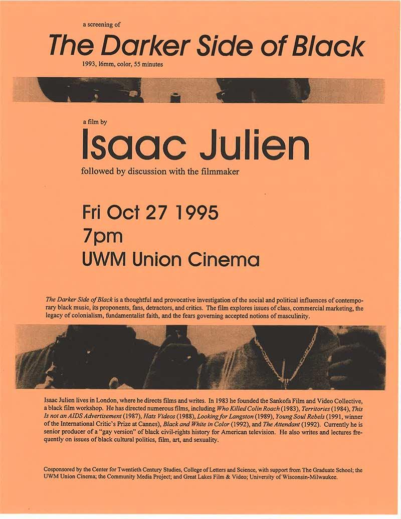 Isaac Julien
