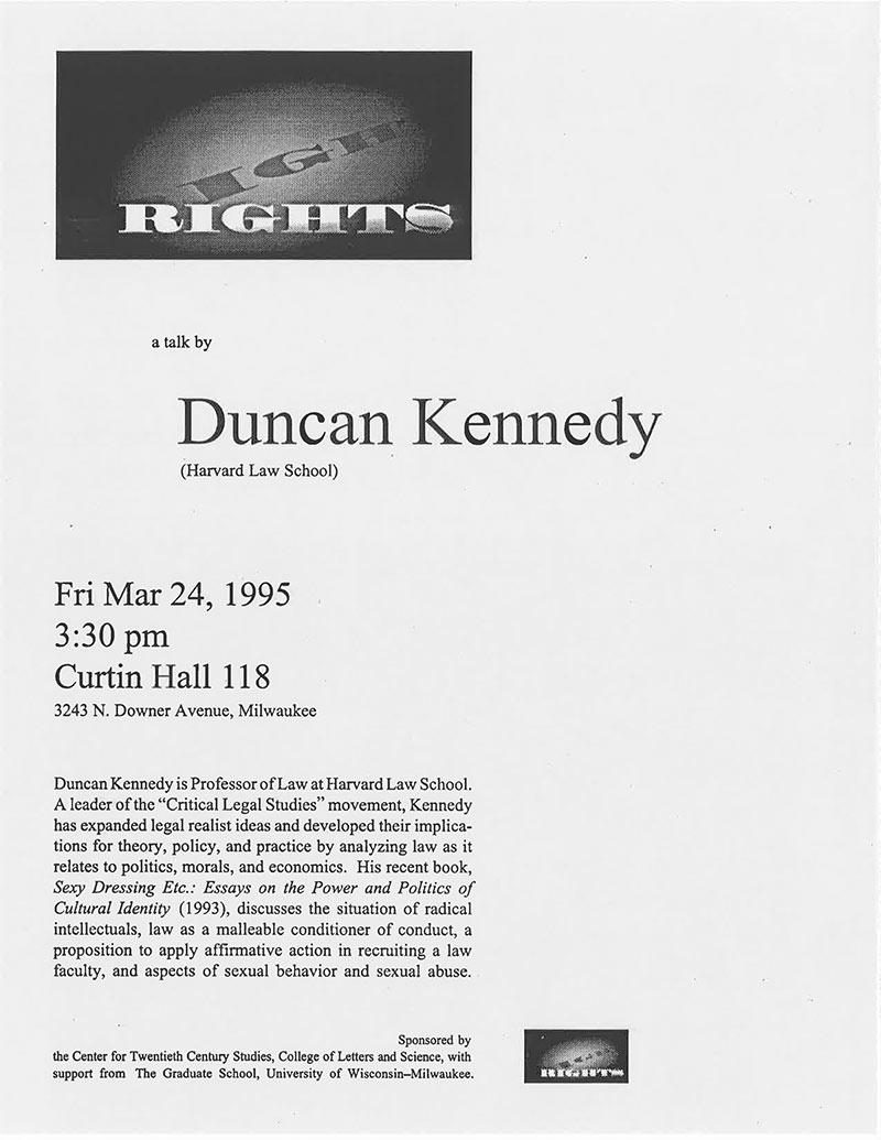 Duncan Kennedy