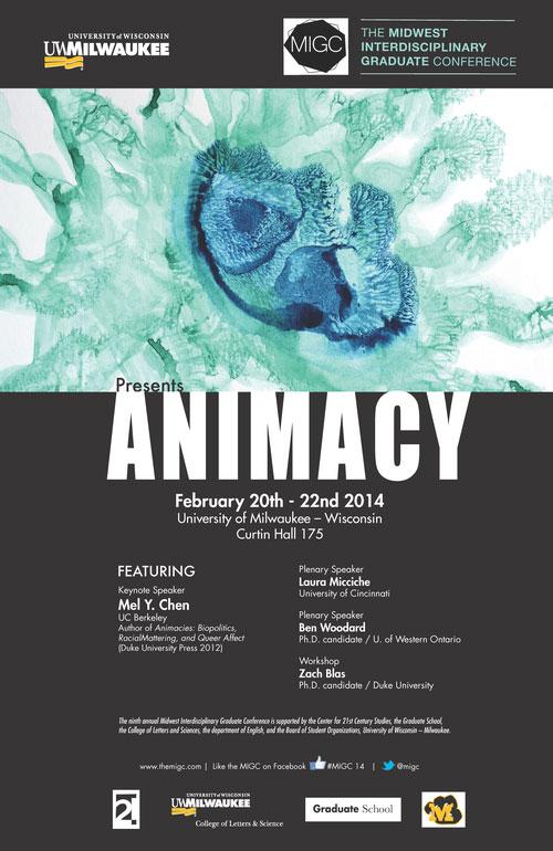 MIGC Animacy poster