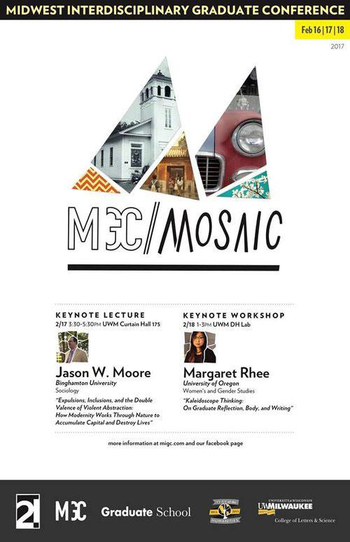 MIGC Mosaic poster
