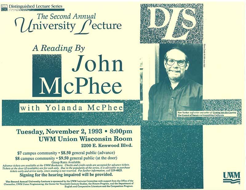John McPhee