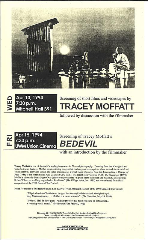 Tracey Moffatt