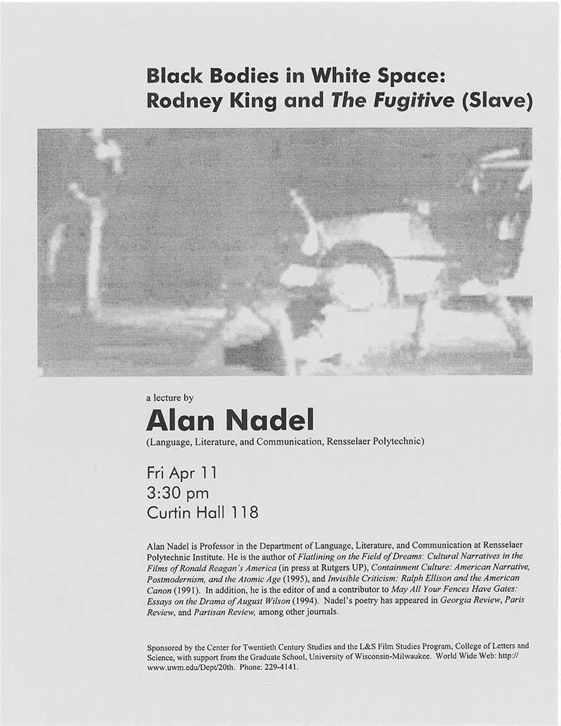 Alan Nadel