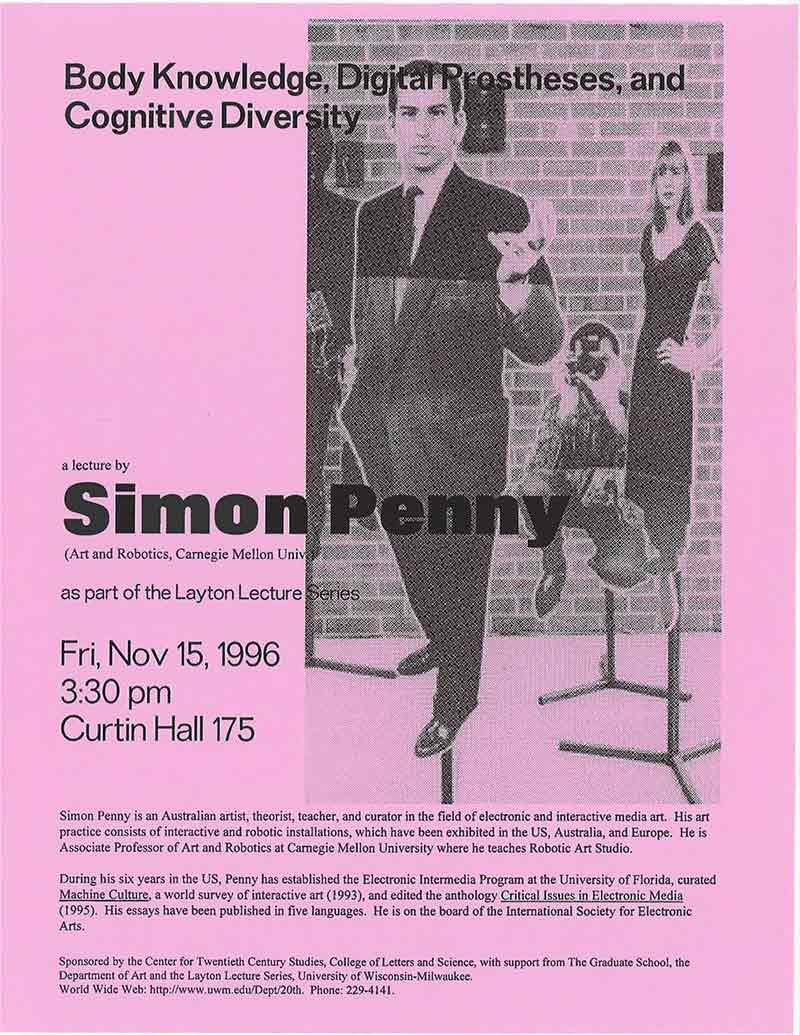 Simon Penny