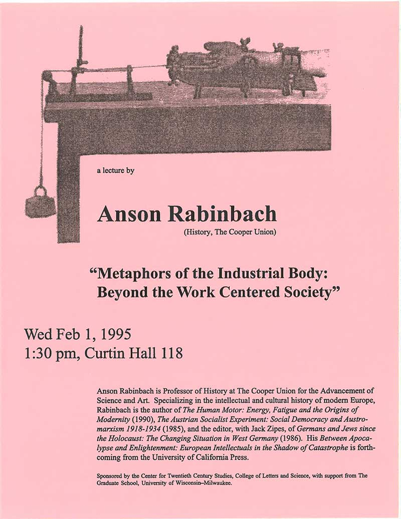 Anson Rabinbach