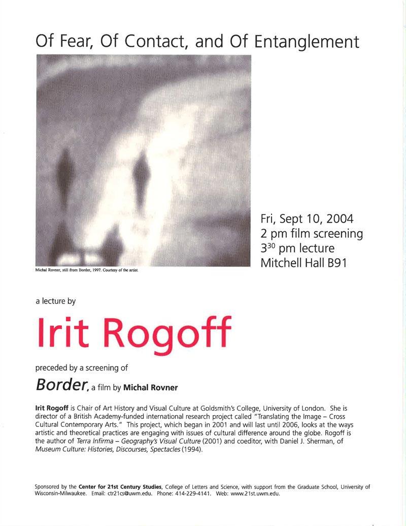 Irit Rogoff