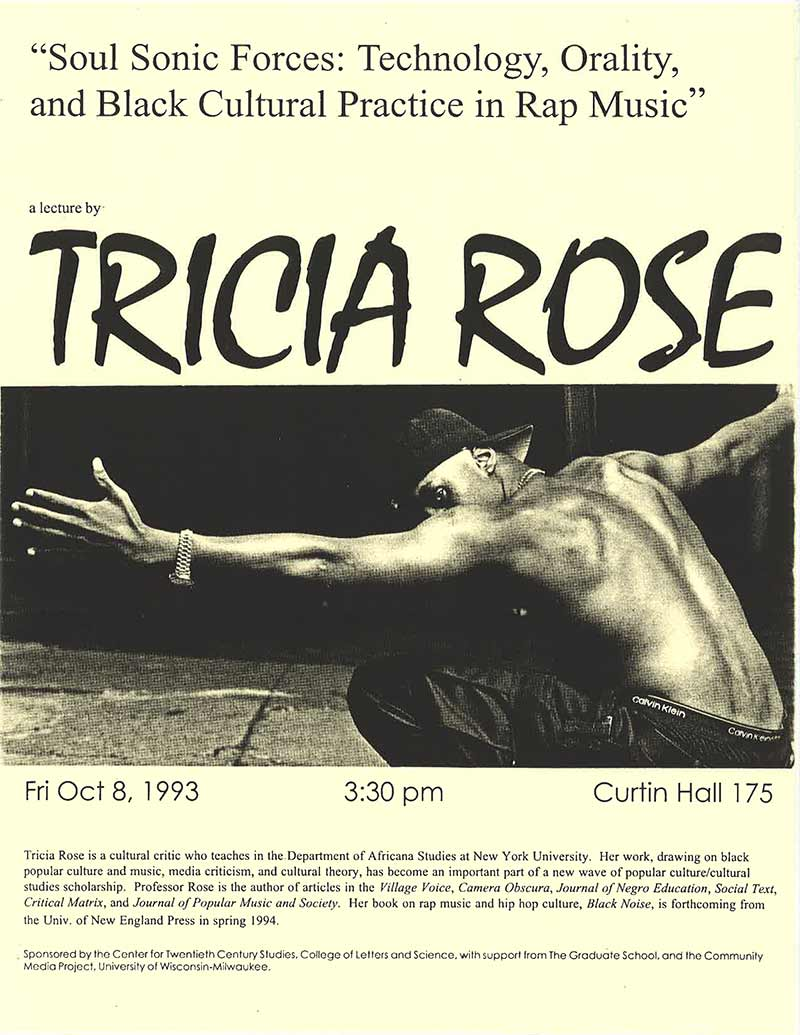 Tricia Rose