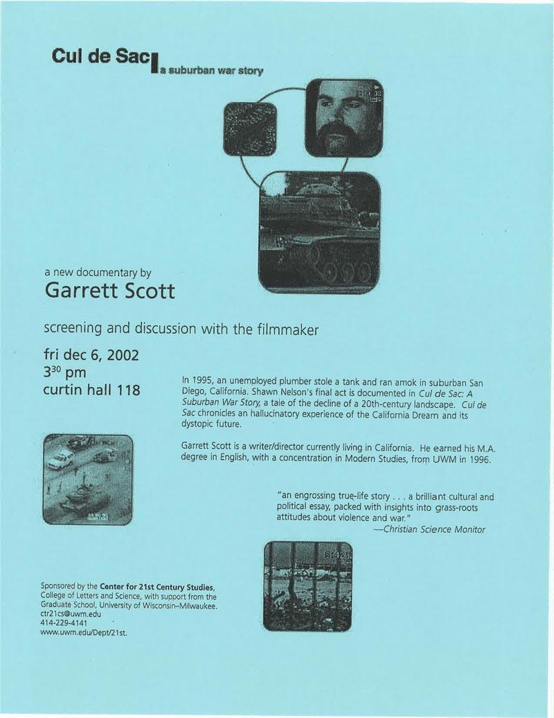 Garrett Scott