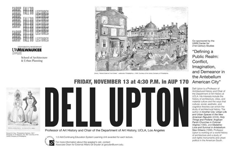 Dell Upton