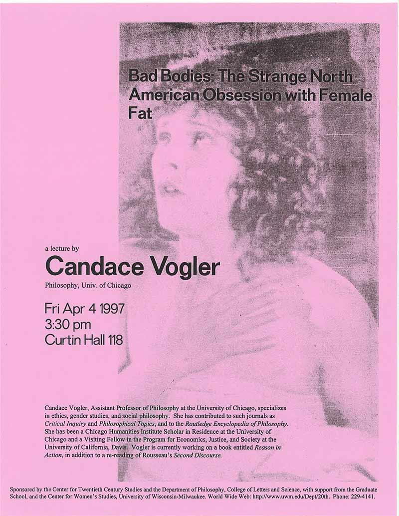 Candace Vogler