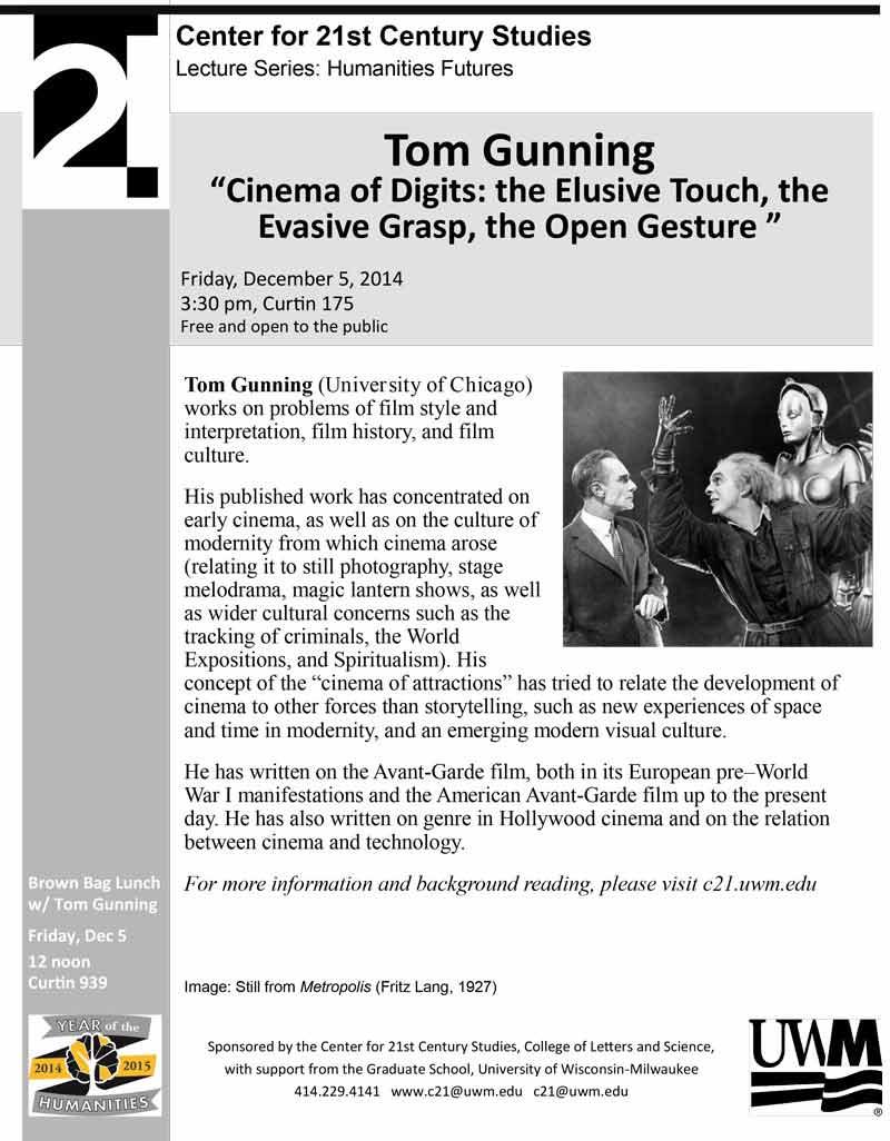 Tom Gunning