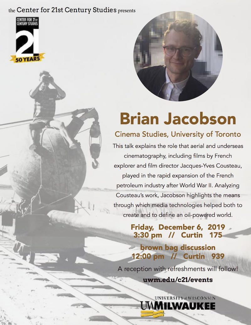 Brian Jacobson Poster