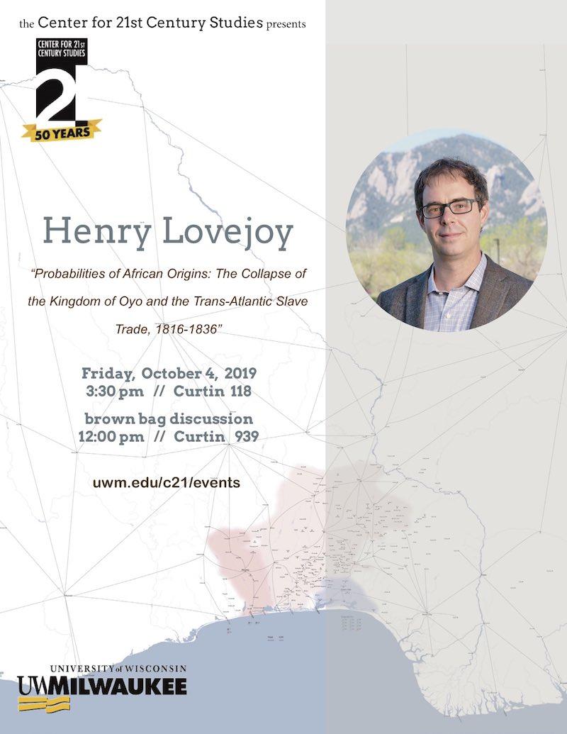 Henry Lovejoy Poster