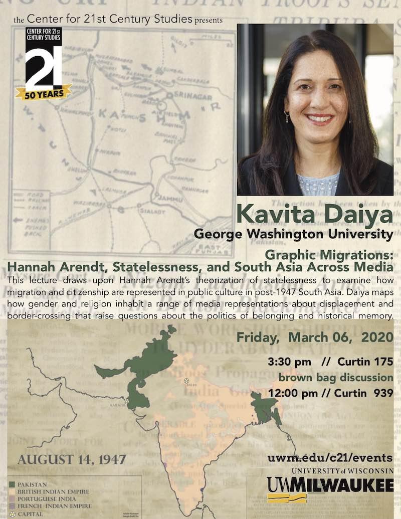 Kavita Daiya Poster