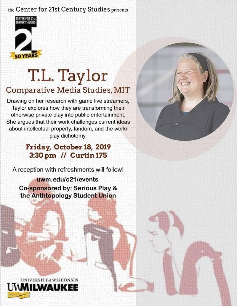 TL Taylor Poster