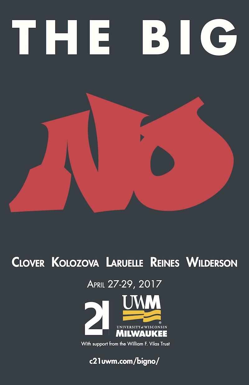 The Big No poster