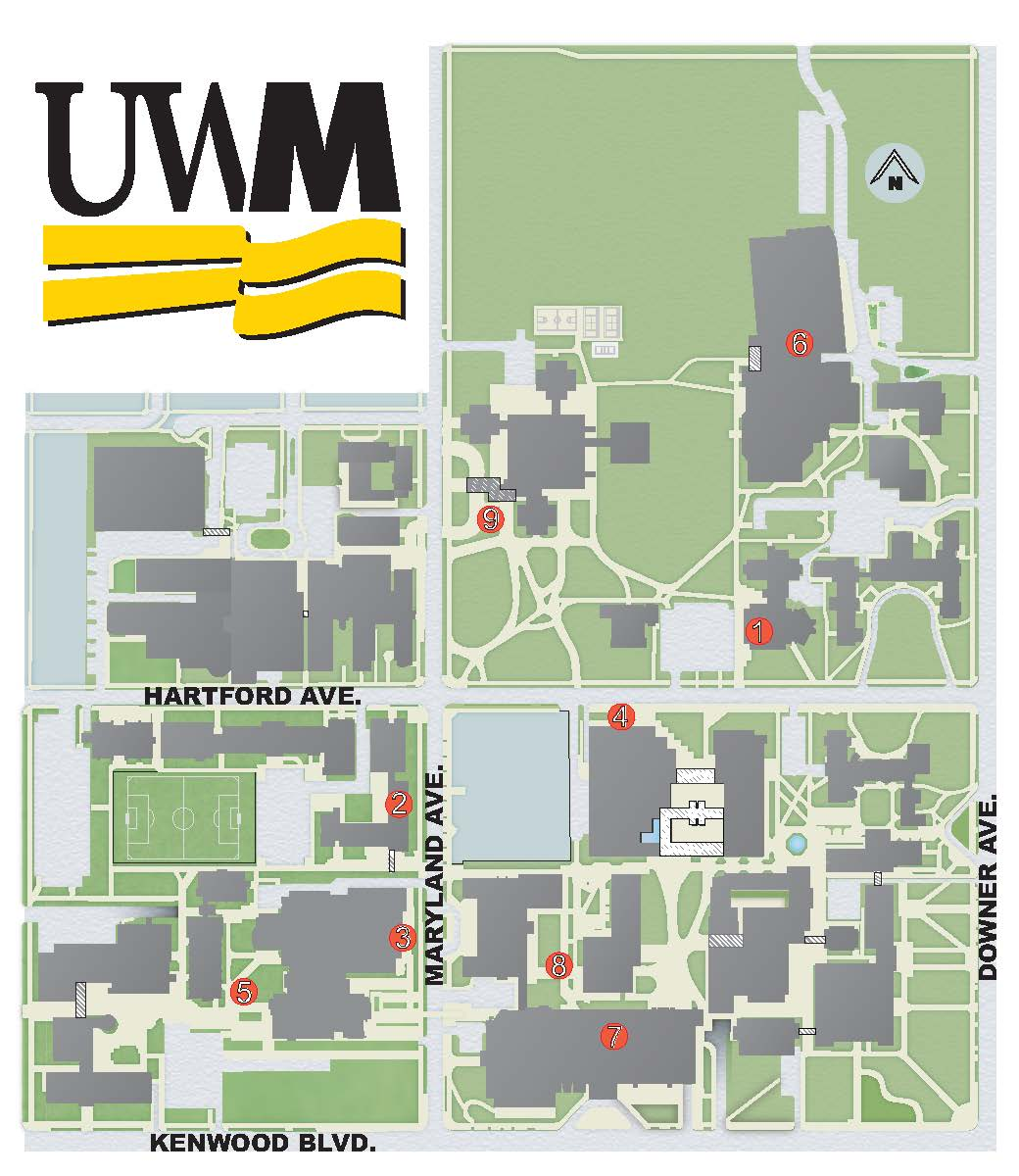 Art Uwm Campus Planning And Management