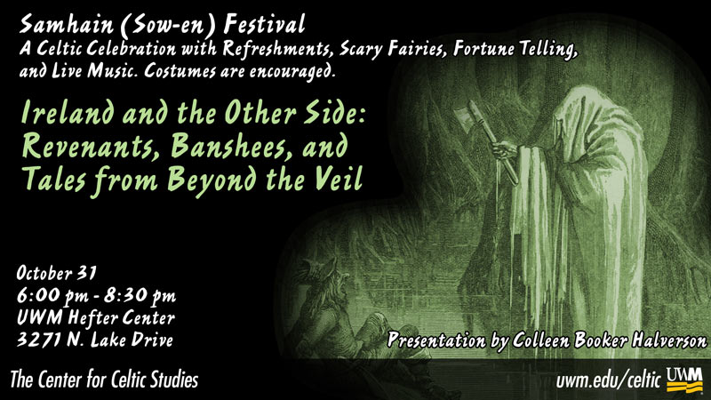 Samhain Festival Banner