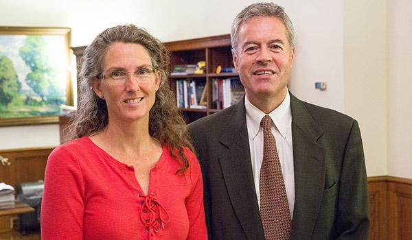 MacArthur Fellow and Chancellor