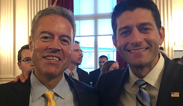 Chancellor and Speaker Ryan