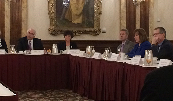 Milwaukee Business Journal Education CEO Roundtable