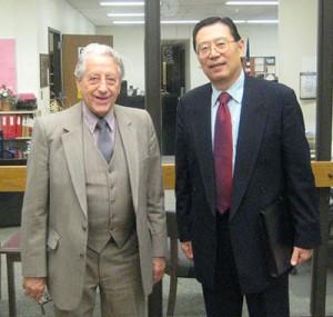 Iwao Ojima and George Sosnovsky