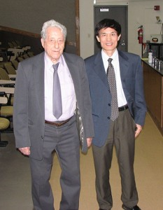 Peng Huang and George Sosnovsky