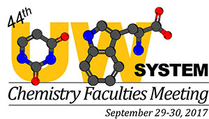 Chemistry Faculties Meeting logo