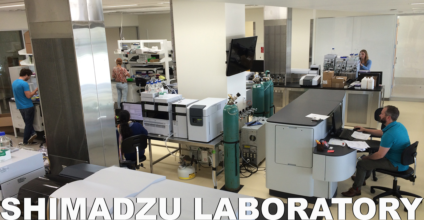 Shimadzu Laboratory For Advanced And Applied Analytical