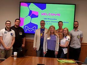 Group visit at MilliporeSigma