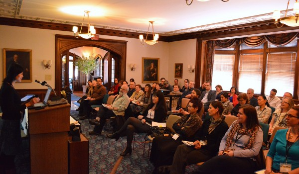 Audience at 2015 CIE Conference photo