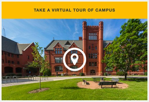 Take a virtual tour of UWM!