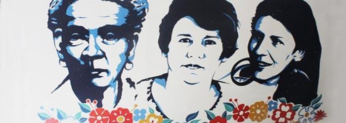 Cuban Mural Jeanette Martin