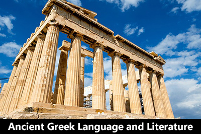 Ancient Greek Language and Literature Concentration