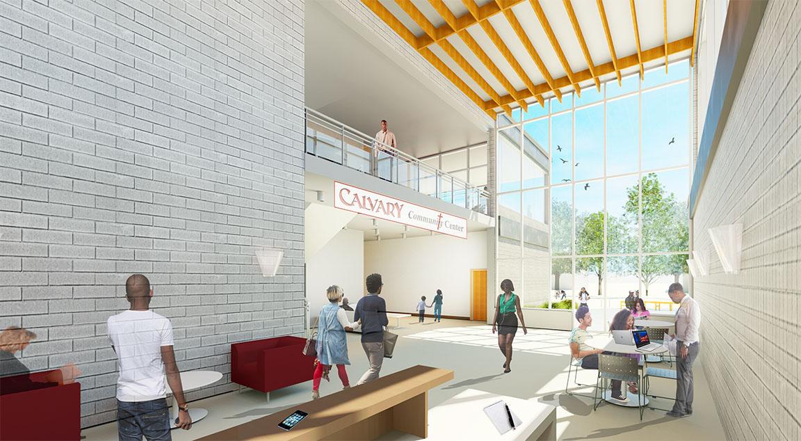 Calvary community center community design solutions - Washington park swimming pool milwaukee ...