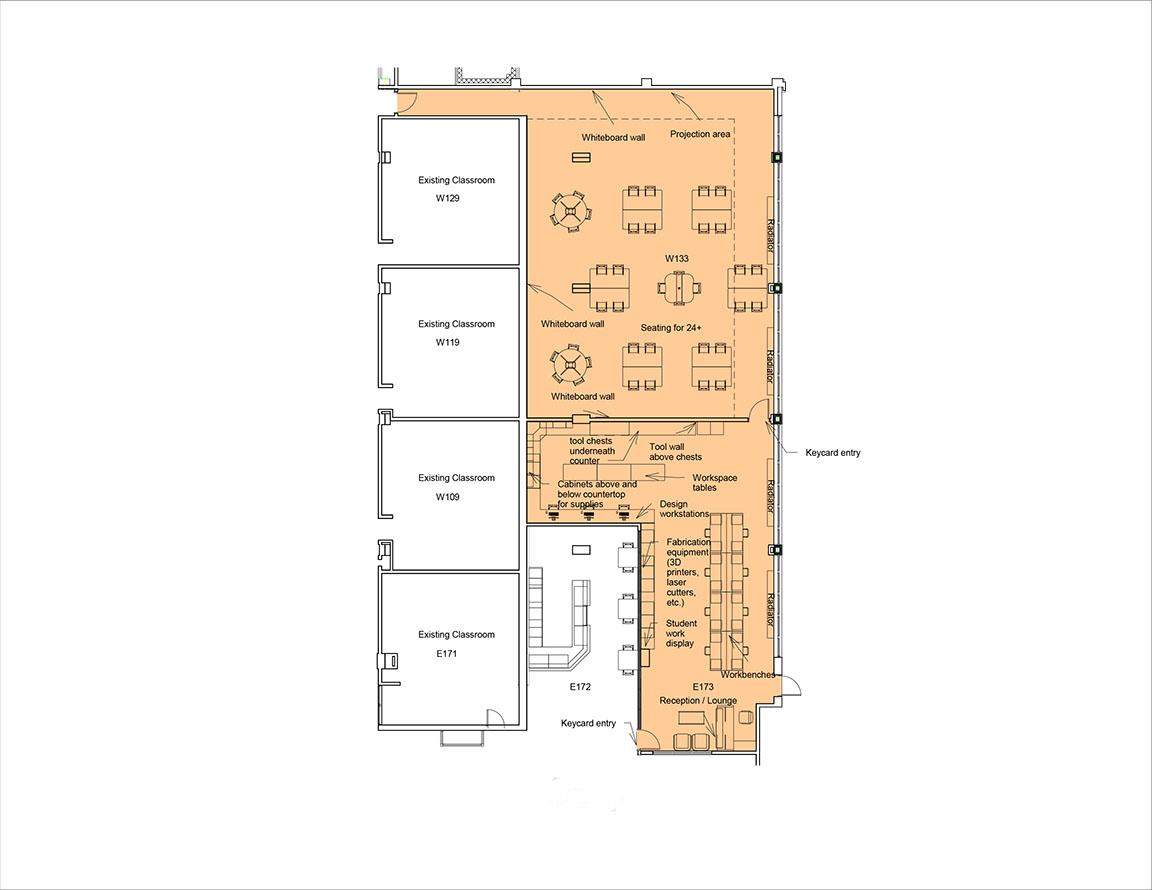 UWM EMS Makerspace | Community Design Solutions