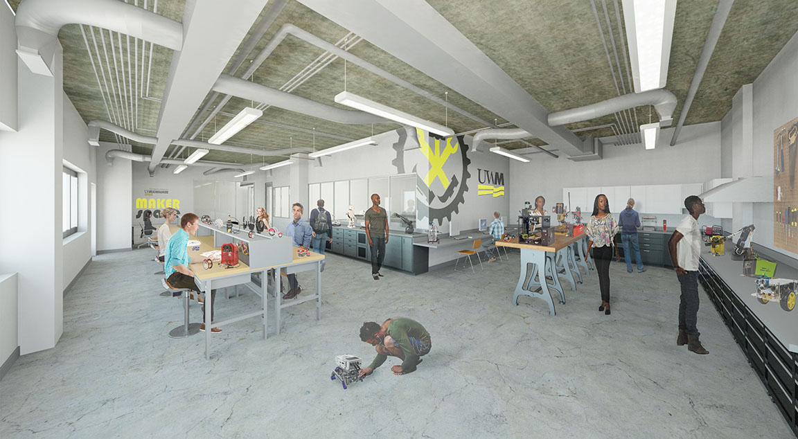 Pictures Of Classroom Design Ideas ~ Uwm ems makerspace community design solutions